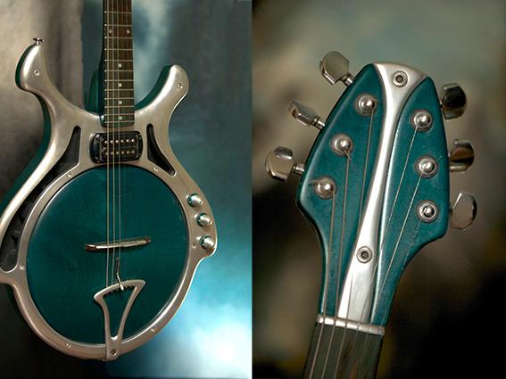 guitare banjo lèg